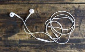 pixabay headphones earbuds