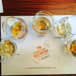 Whisky, music, and history